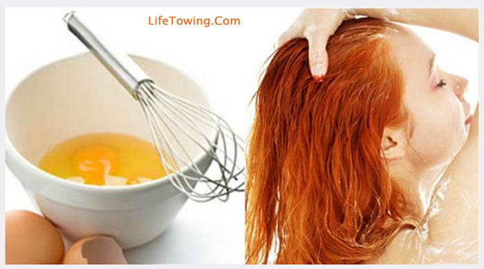 How To Grow Your Hair Overnight With Eggs