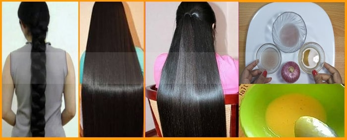 Homemade remedies for black hair growth